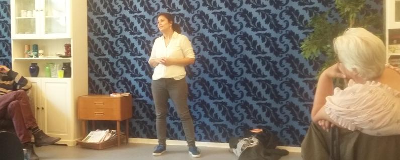 Özlem Cekic: Dialog begynder med det, vi har til fælles