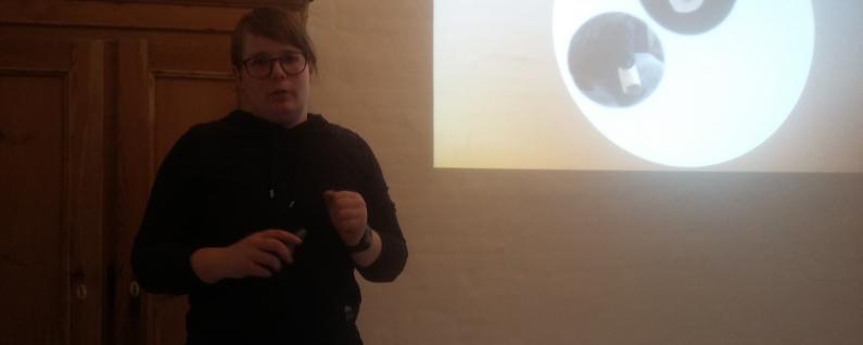 Louise Bjørndal vil gerne udbrede håb